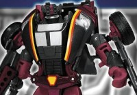 Transformers News: First Botcon 2013 FIgure Revealed - Hoist
