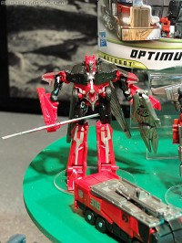 Transformers News: Toy Fair 2011 Coverage - Transformers Cyberverse Playsets and Commander / Legion Class Figures!