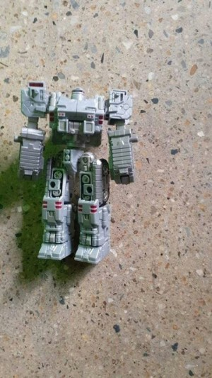 First Look at Possible Generations Selects IDW Centurion (Brunt Redeco)
