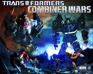 Transformers News: IDW Transformers: Combiner Wars Interview - John Barber and Mairghread Scott