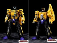 MakeToys Bulldozer and Excavator in package and in stock