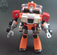 Transformers News: New TakaraTomy Animated Wreck-Gar Images