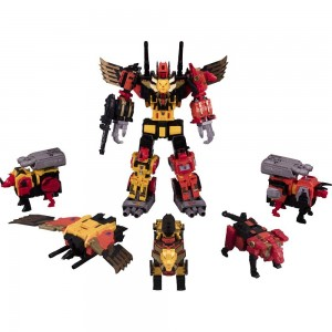 Transformers News: Transformers Power of the Primes Predaking Shipping From Amazon