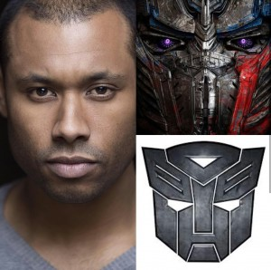 Transformers News: Vincent Jerome joins Transformers 5 The Last Knight cast