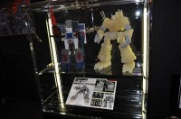 Transformers News: Sentinel Gigantic Action Scorponok on Display at Wonderfest 2013