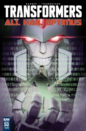 Sneak Peek - IDW The Transformers #53 iTunes Preview