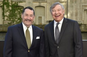 Peter Cullen and Frank Welker interview for the Transformers' cartoon 35th anniversary