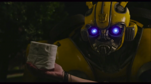 English Version of Transformers Bumblebee Trailer 1 Revealed as International Trailer #JoinTheBuzz