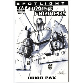 Transformers News: IDW Limited Cyber Monday Exclusive Comics