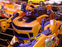 Transformers News: Video Review of Battle Ops Bumblebee