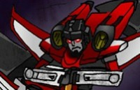 "Transformers Mosaic: ""Starscreams."""