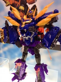 Additional Tokyo Toy Show Images: Transformers Go! Shinobi Team, MP-19 Smokescreen, MP-12T Tigertrack, Generations, and More