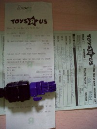 "Transformers News: Masterpiece Thundercracker Available For Toys""R""Us UK Pre-Order"