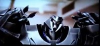 Transformers News: New Transformer Prime Commercial: Megatron Gets Detention