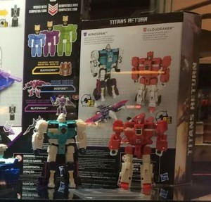 Titans Return Wingspan and Cloudraker revealed as a 2-pack