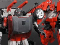New Toy Galleries: TFCC 2012 Exclusives Over-Run & Shattered Glass Drift, Plus 2011 Incentive Figure Side Burn