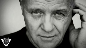 Anthony Hopkins on Transformers: The Last Knight London Set