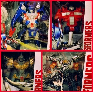 Transformers News: Transformers: Age of Extinction Leader Class Sighted at Retail