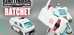New Video Review of Transformers Earthrise Deluxe Class Ratchet