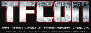 Transformers News: TFcon Chicago 2014 Dealer Registration is Now Opened