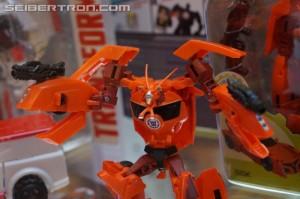 Transformers News: #BotCon2016 Hasbro Floor Display: Robots in Disguise Products