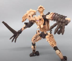 2 Video Reviews for Transformers Kingdom Paleotrex Fossilizer