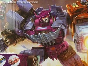 Transformers Combiner Wars G2 Menasor spotted at brick-and-mortar retail