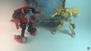 Video Review of Transformers Bumblebee Energon Igniter Power Plus Shatter #JoinTheBuzz