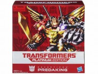 Transformers News: BBTS Sponsor News: Predaking, Bandai, Metroplex, Hobbit, NECA, Underground & More
