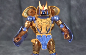 Transformers News: Transformers Masterpiece Beast Wars Cheetor Video reviews