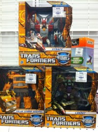 Transformers News: Reveal the Shield Line Showing Up at Discount Chains: Legends Though Voyagers
