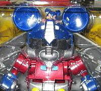 Transformers News: In Package Image Of Knock-Off Mickey Mouse Transformer