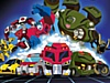 Transformers Animated DVD to feature Commentary and Shorts