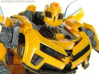 Transformers News: New Toy Gallery: HFTD Battle Ops Bumblebee