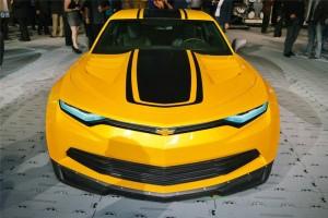 GM Auctioning Off Bumblebee Camaros