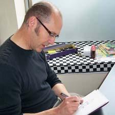 Andrew Wildman to Attend Dutch Comic-Con, March 28-29, Utrecht