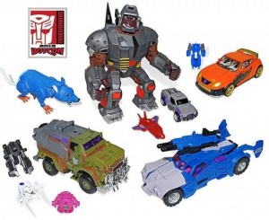 TFsource Weekly SourceNews! Combiner Wars, Tokyo Toy Show, Botcon and More!