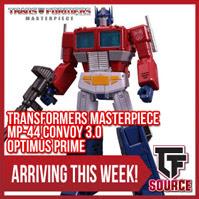 TFSource News - MP44 Optimus Prime, FT Hunk & Sheridan, MMC Volatus, Siege Jetfire & More!