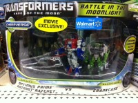 Wal-Mart Exclusive Battle in the Moonlight Cyberverse Set Found at Retail