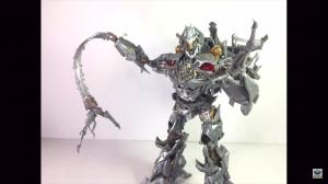 Movie Masterpiece MPM-8 Megatron Video Review