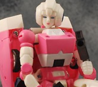 Transformers News: iGear MGT-10 Delicate Warrior Now Available for Preorder @ BBTS