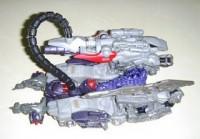 Transformers DOTM Voyager Shockwave Repaint