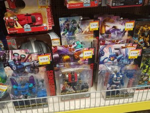 Transformers News: Transformers Power of the Primes Wave 2 At UK Retail