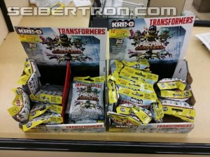 Transformers News: Age of Extinction Kreo Microchangers Wave 2 at Dollar Tree