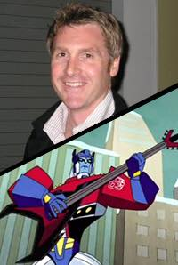 Transformers News: Michael McConnohie & David Kaye to Attend Little Rock Comic Con 2015