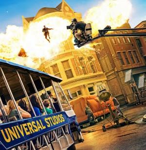 Transformers News: Universal Studios Beijing Concept Art For Transformers Land