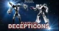 Takara Transformers Prime Toys Advertisement