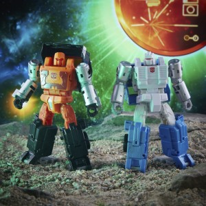 Transformers Kingdom Golden Disk Set 1 Revealed to be Puffer and Road Ranger