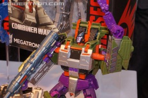Video Review for Generations Combiner Wars Megatron