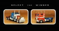 Transformers News: Prime vs. Prime Interactive Stop-Motion